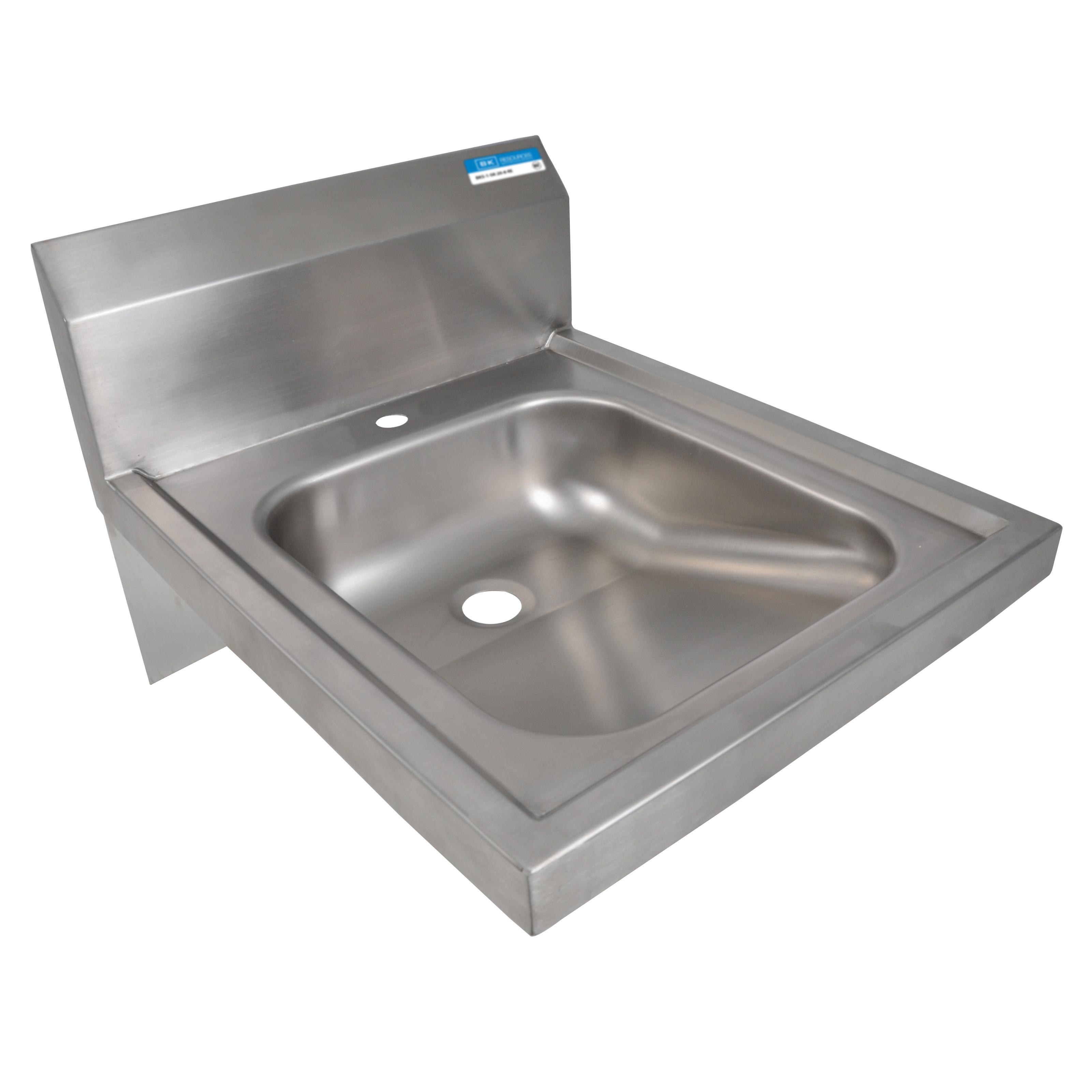 BK Resources BKHS-ADA-D-1 sink, hand