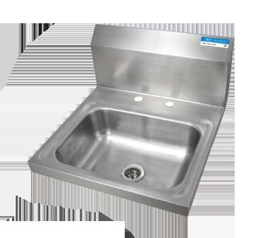 BK Resources BKHS-D-1410 sink, hand