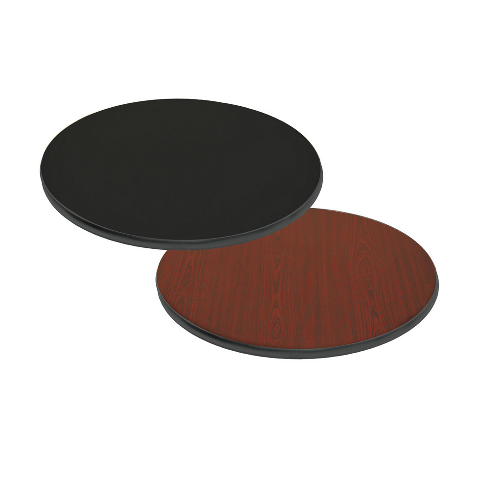 BK Resources BK-LT1-BM-30R table top, laminate