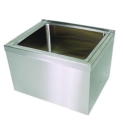 BK Resources BKMS-1620-6 mop sink