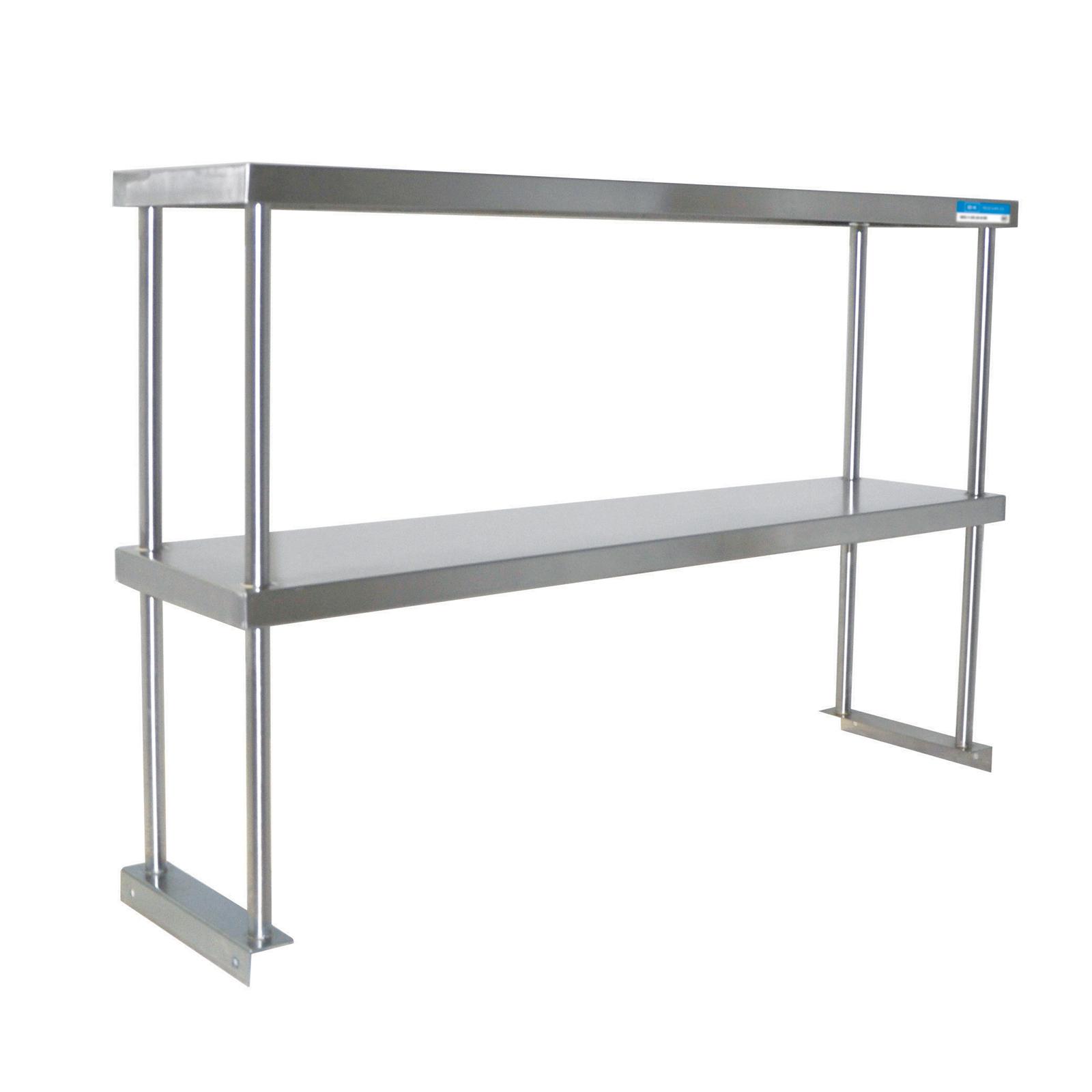BK Resources BK-OSD-1248 overshelf, table-mounted