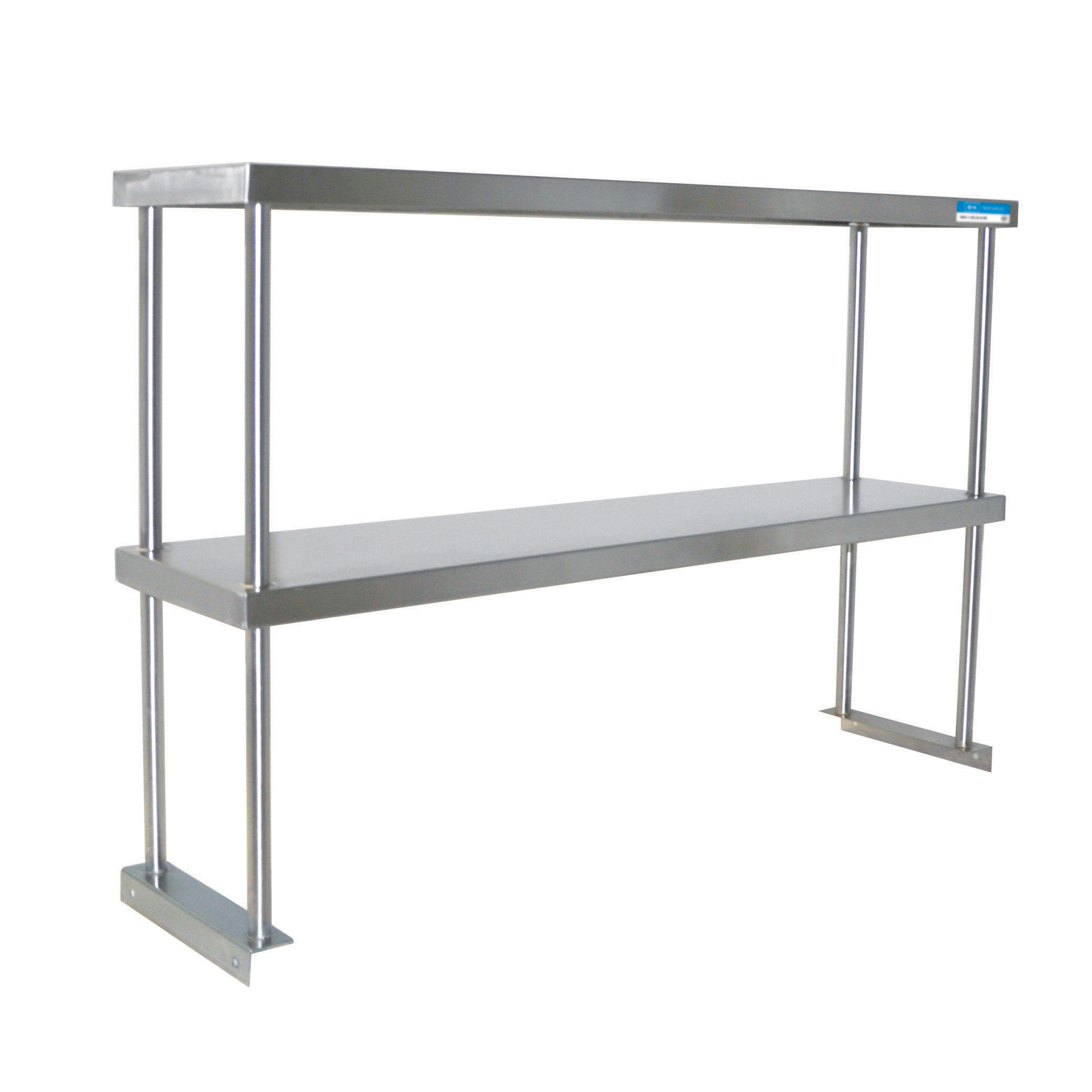 BK Resources BK-OSD-1836 overshelf, table-mounted