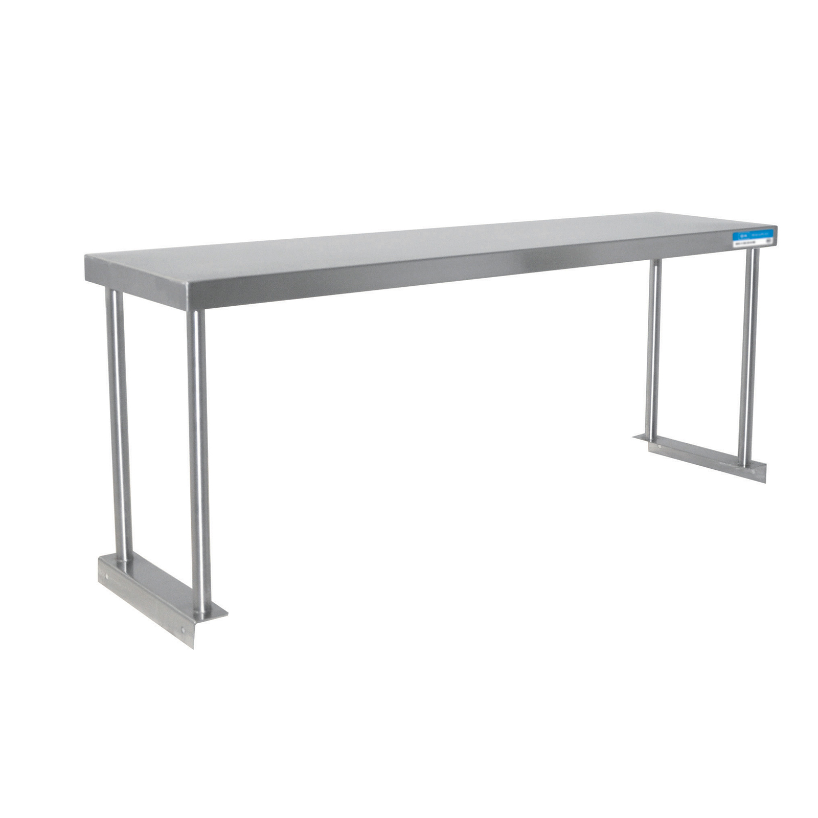 BK Resources BK-OSS-1860 overshelf, table-mounted