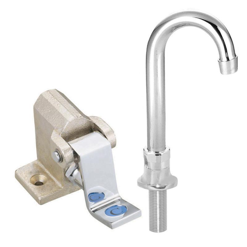 BK Resources BKSPFV-DGS-G foot valve