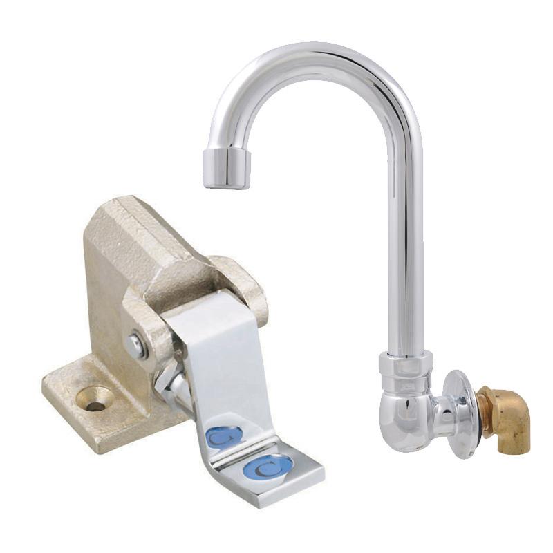 BK Resources BKSPFV-SGS-G foot valve