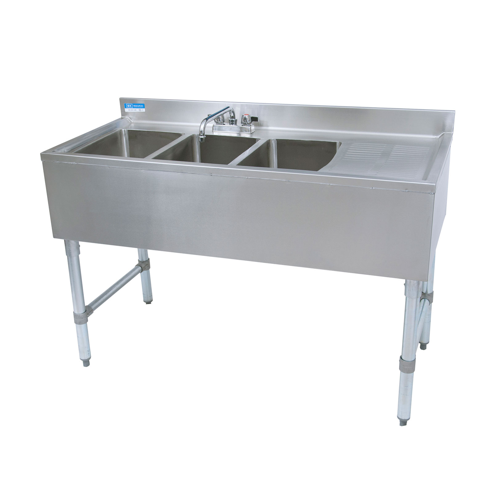 BK Resources BKUBS-348RS underbar sink units