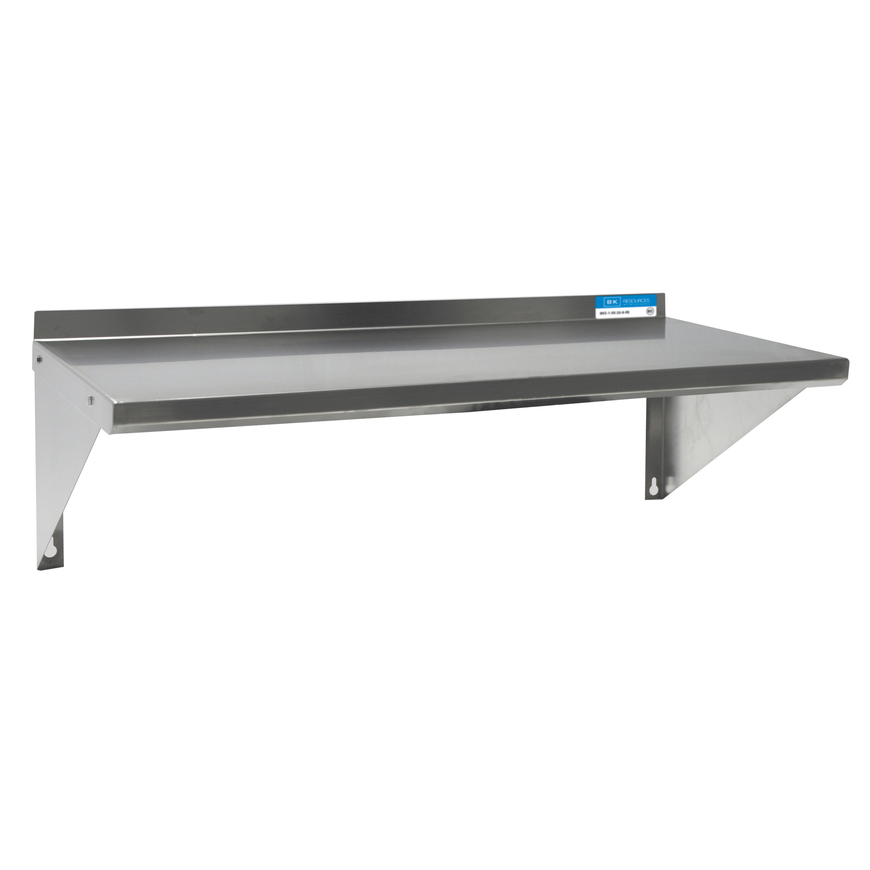 BK Resources BKWS6-1496 shelving, wall mounted