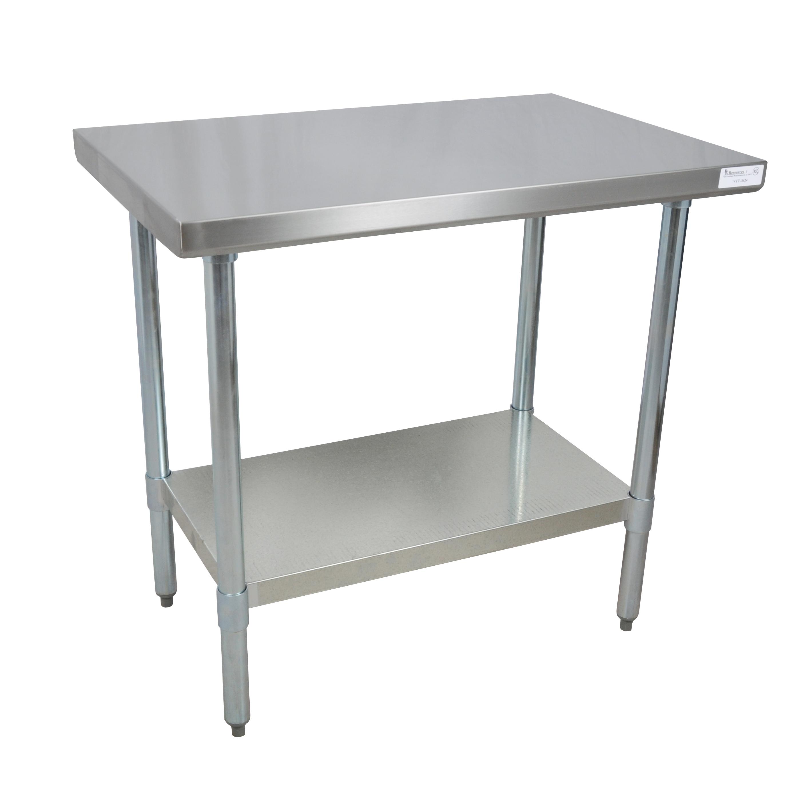 BK Resources CVT-6030 work table,  54