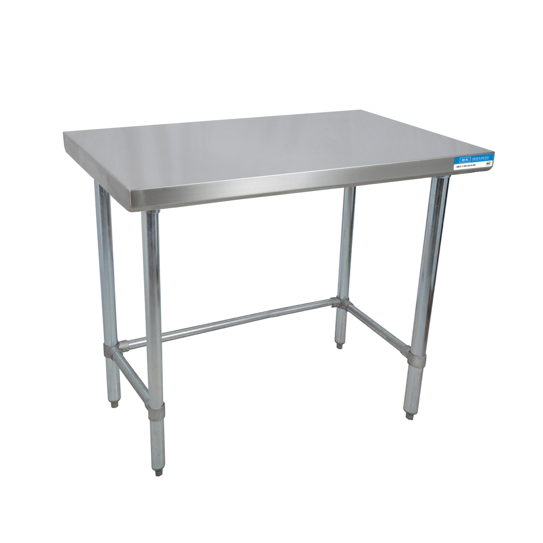 BK Resources CVTOB-7236 work table,  63