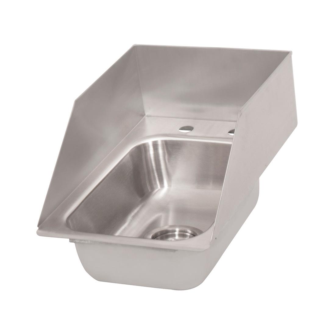 BK Resources DDI-1014524S sink, drop-in