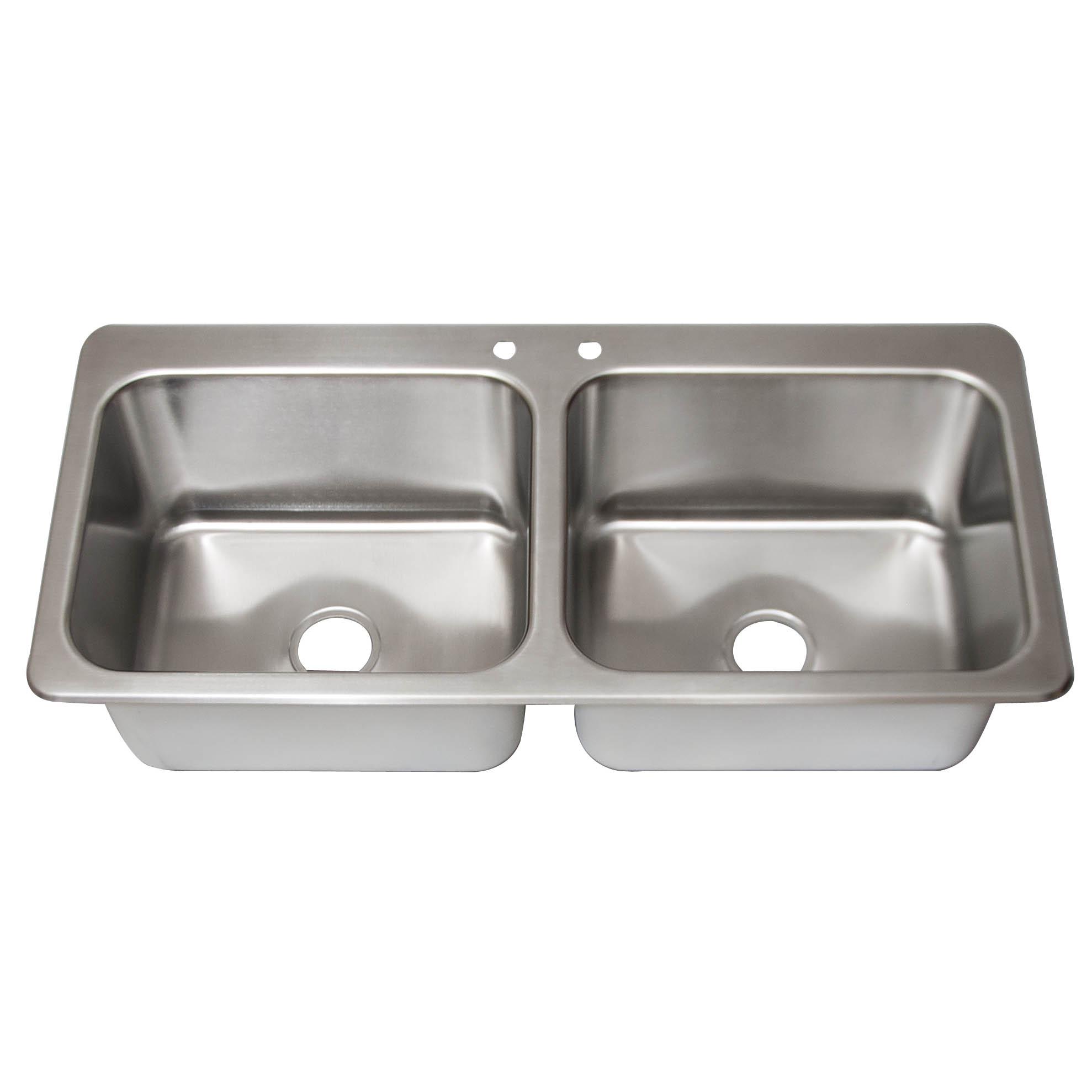 BK Resources DDI2-20161224-P-G sink, drop-in