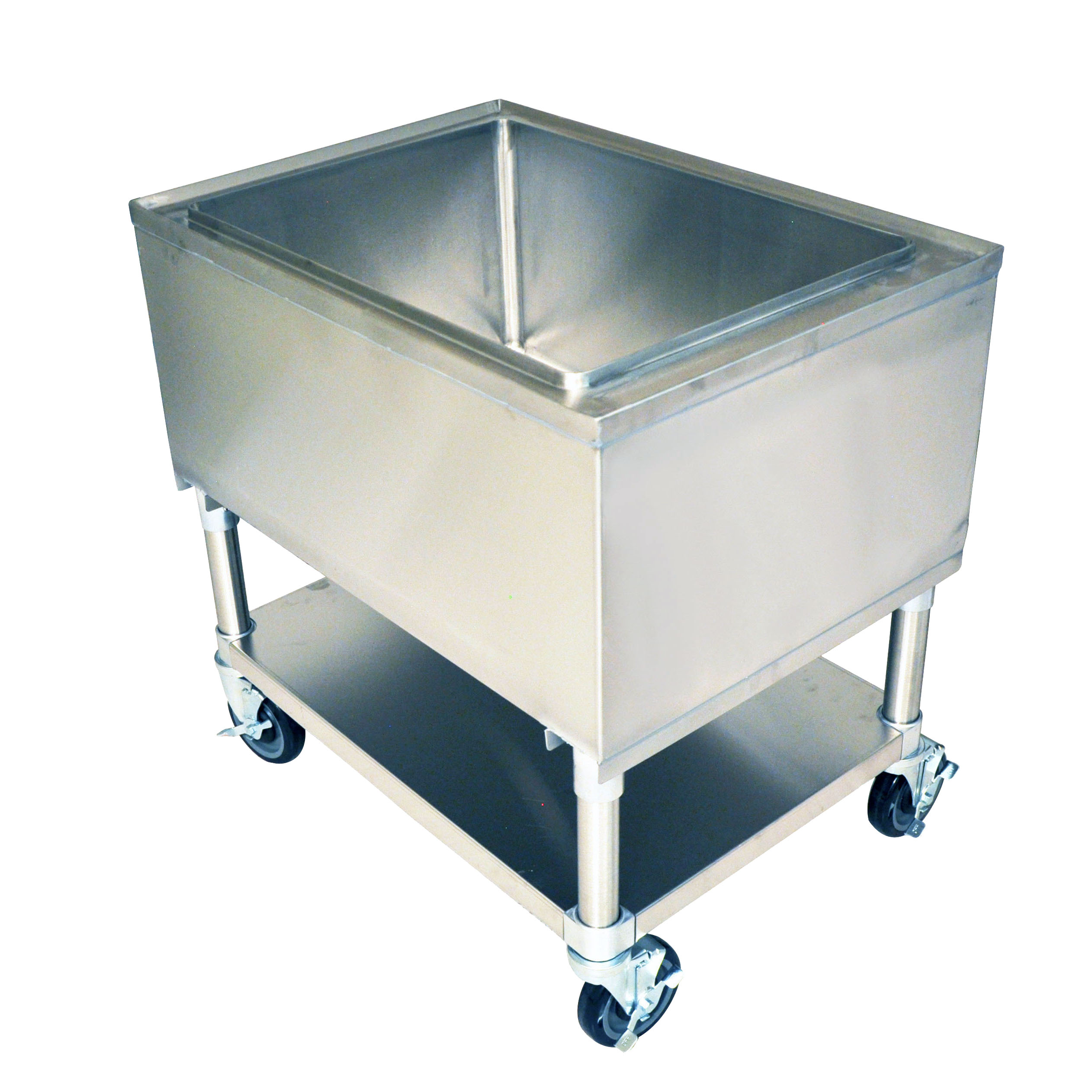 BK Resources MIB-3621 ice bin / ice caddy , mobile