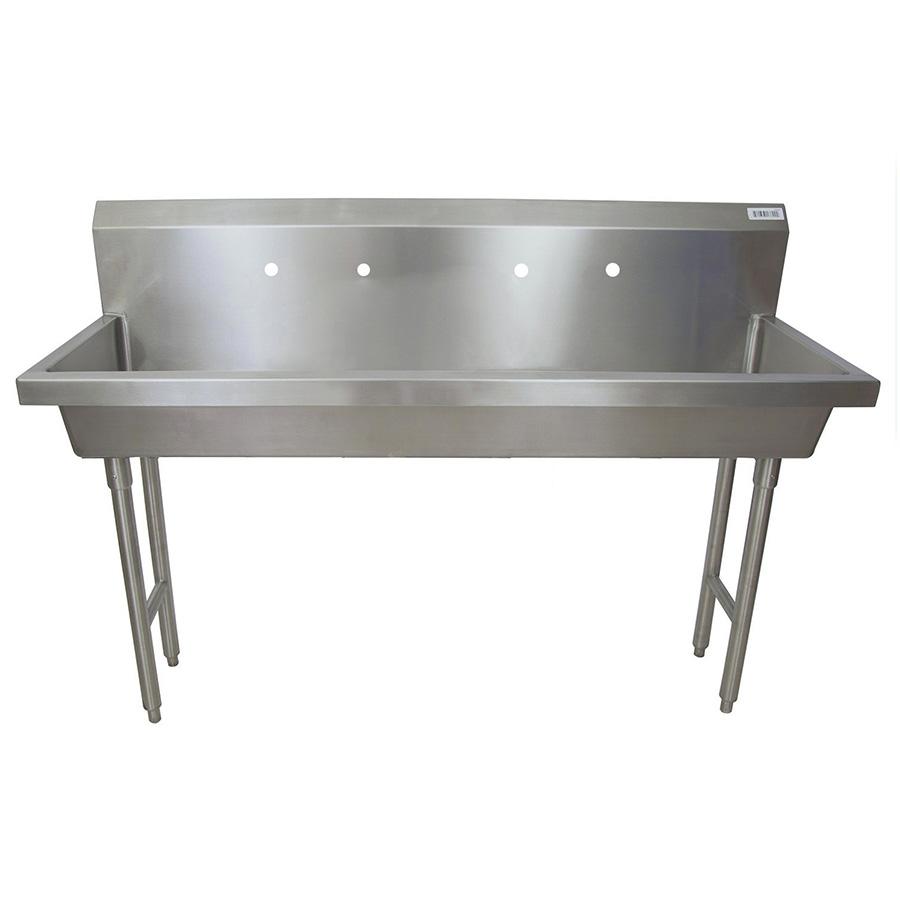BK Resources MSHS-60F2 sink, hand