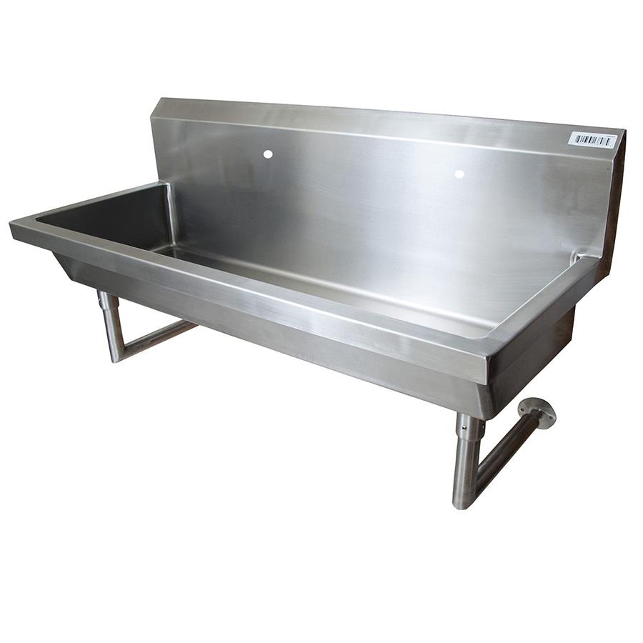 BK Resources MSHS-60W1 sink, hand