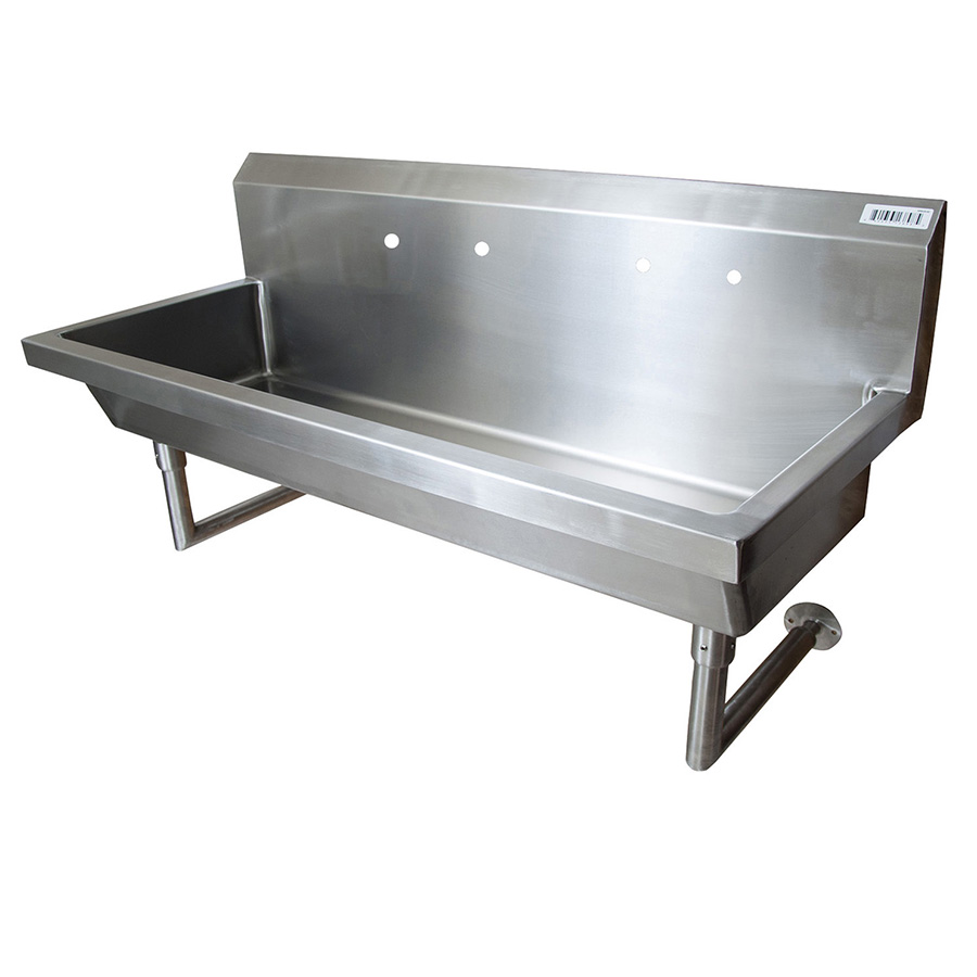 BK Resources MSHS-60W2 sink, hand