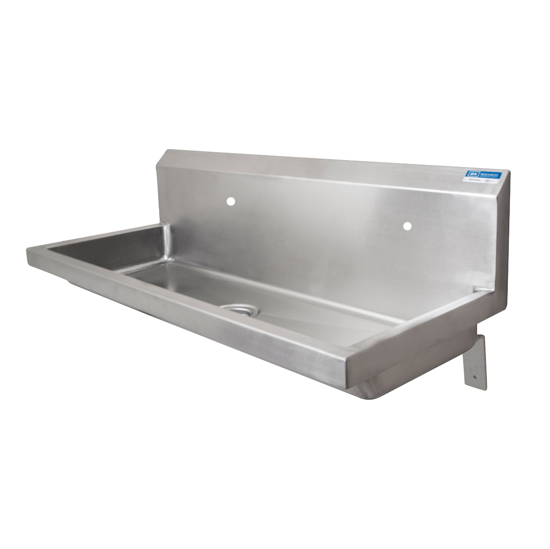 BK Resources MSHSA-60W1 sink, hand