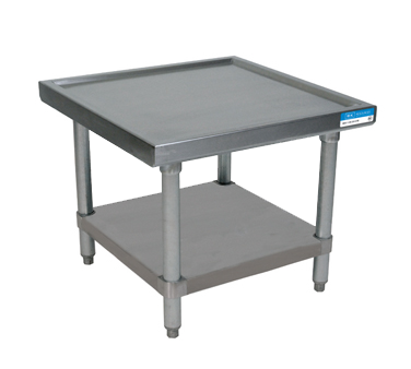 BK Resources MST-3630SS equipment stand, for mixer / slicer