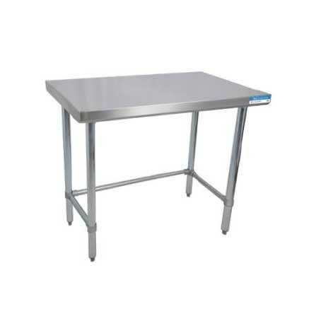 BK Resources QTTOB-7236 work table,  63