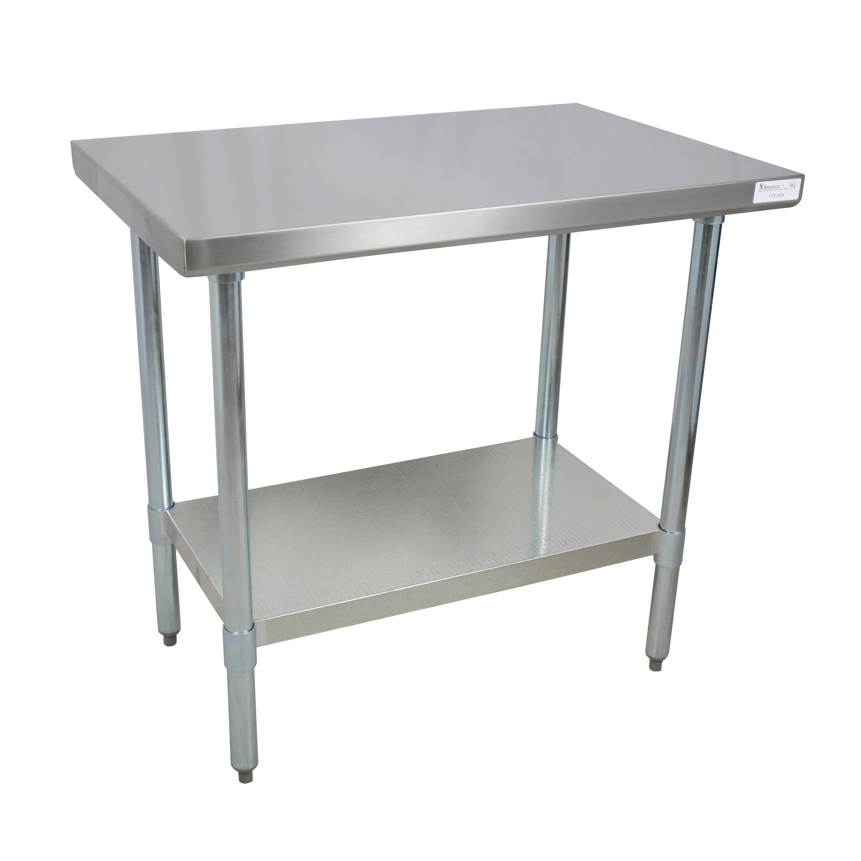 BK Resources QVT-3030 work table,  30