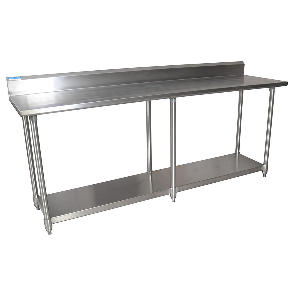 BK Resources QVTR5-8430 work table,  73