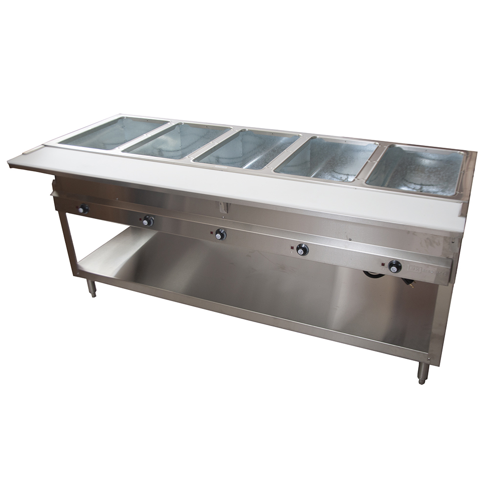 BK Resources STE-5-120 serving counter, hot food, electric
