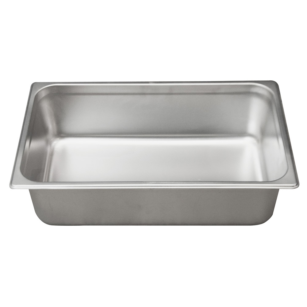 BK Resources STP-SSF steam table pan, stainless steel