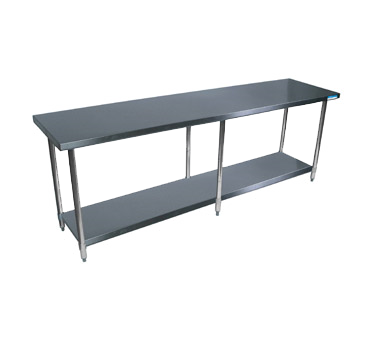 BK Resources SVT-8430 work table,  73