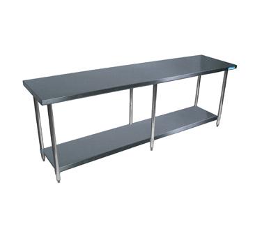 BK Resources SVT-8430 work table,  73