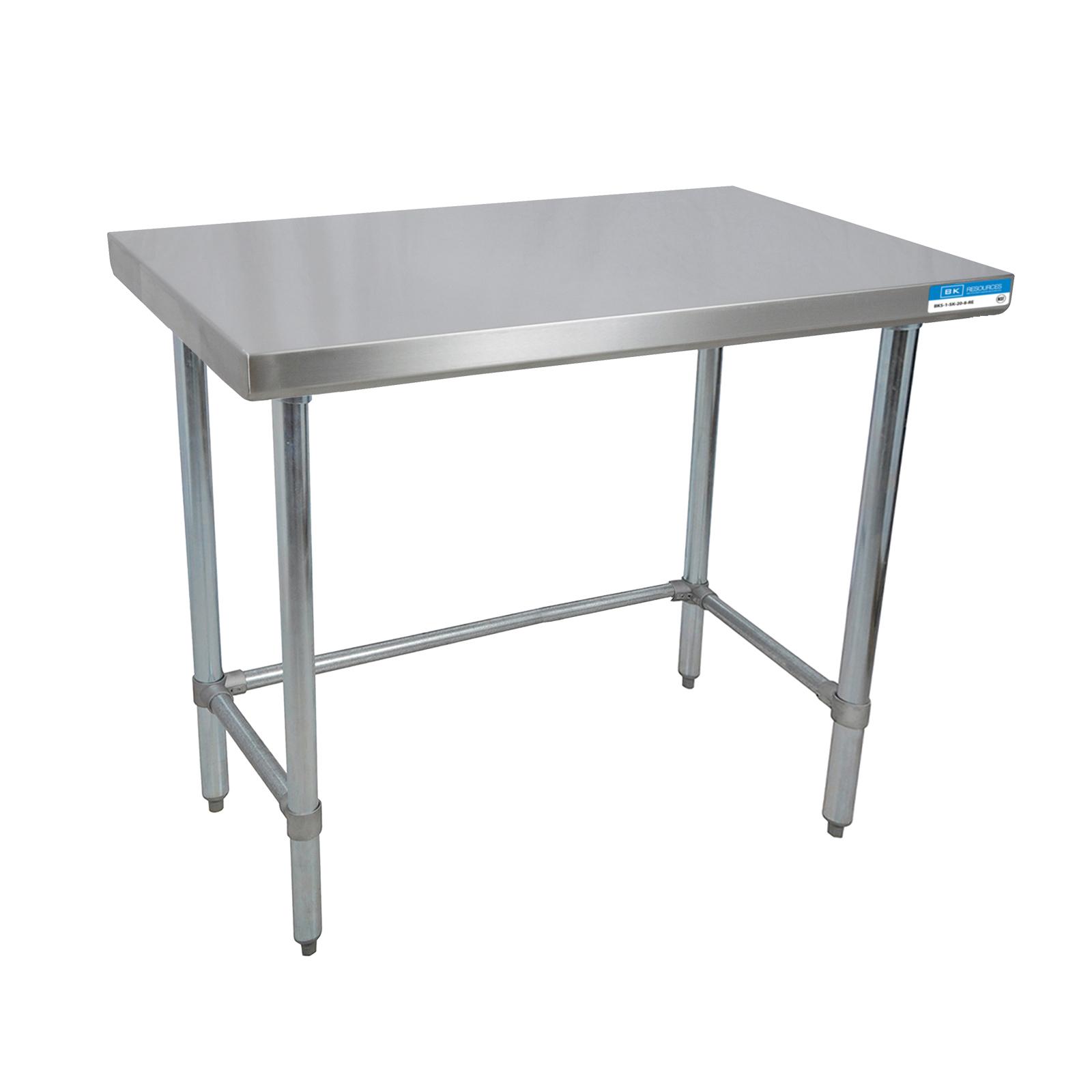 BK Resources SVTOB-4824 work table,  40