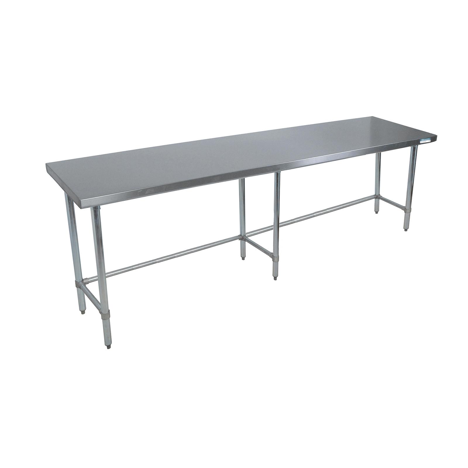 BK Resources SVTOB-9630 work table,  85