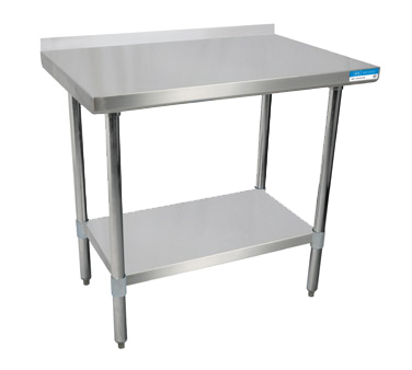BK Resources SVTR-4824 work table,  40