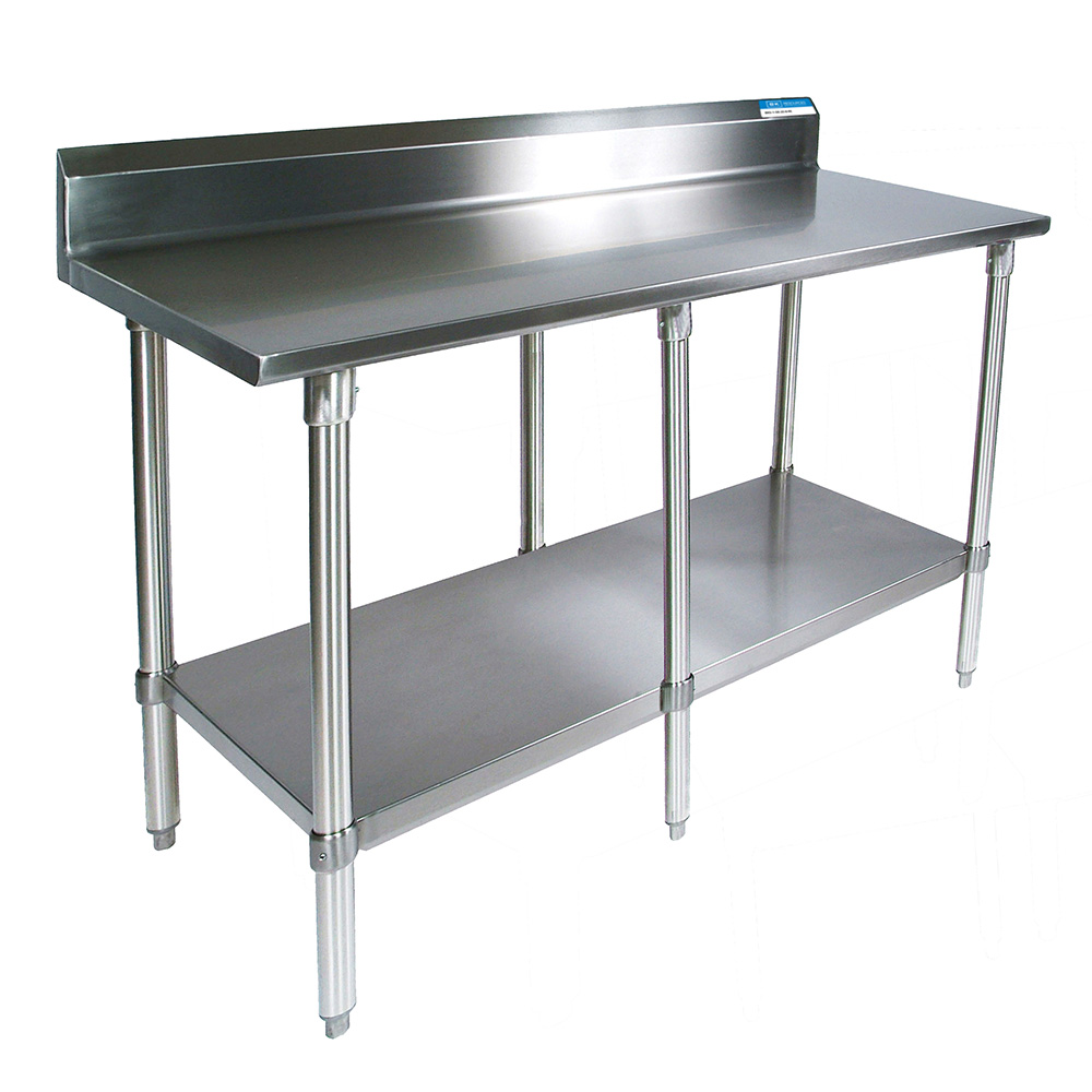 BK Resources SVTR5-8430 work table,  73