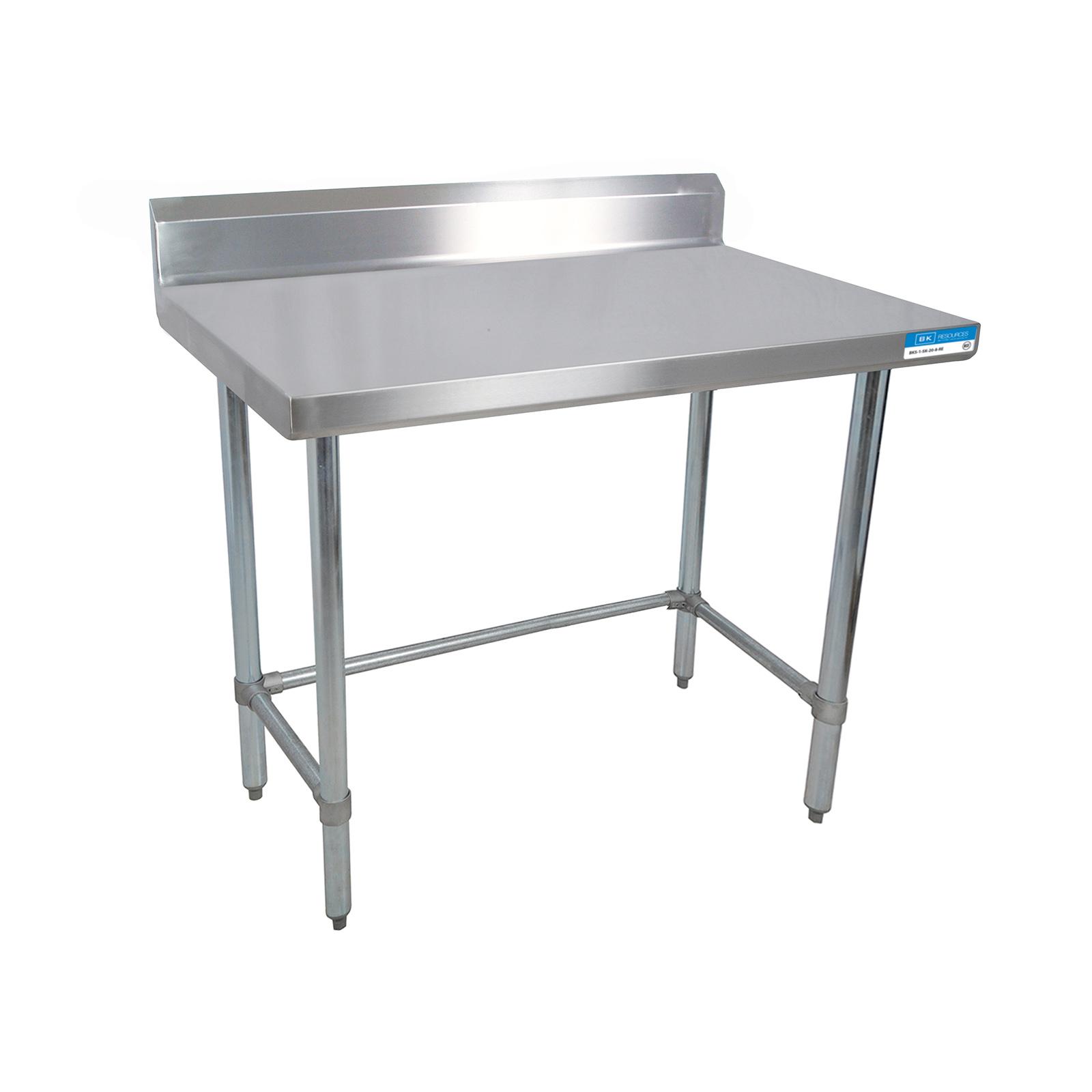 BK Resources SVTR5OB-7224 work table,  63