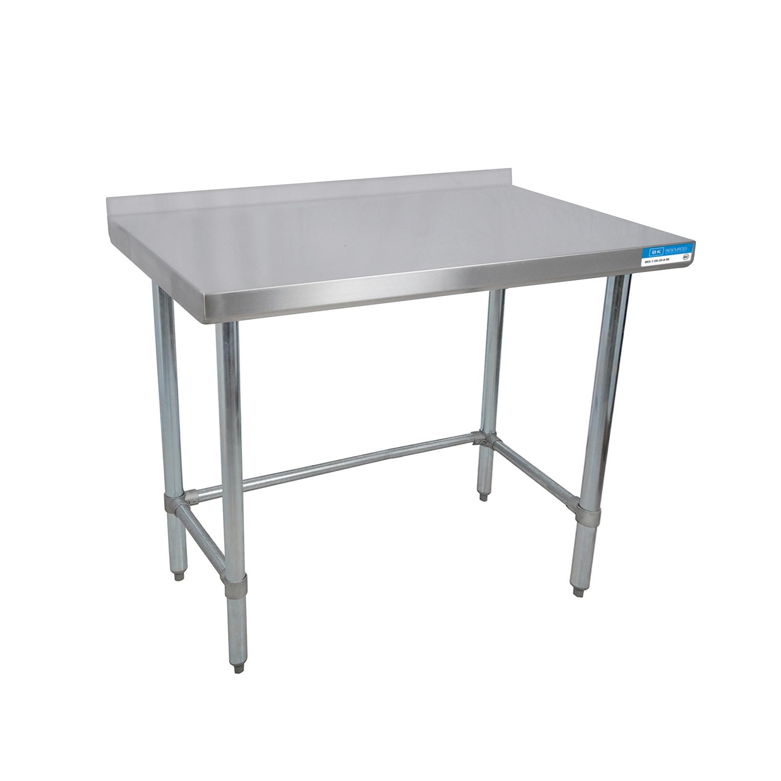 BK Resources SVTROB-8430 work table,  73