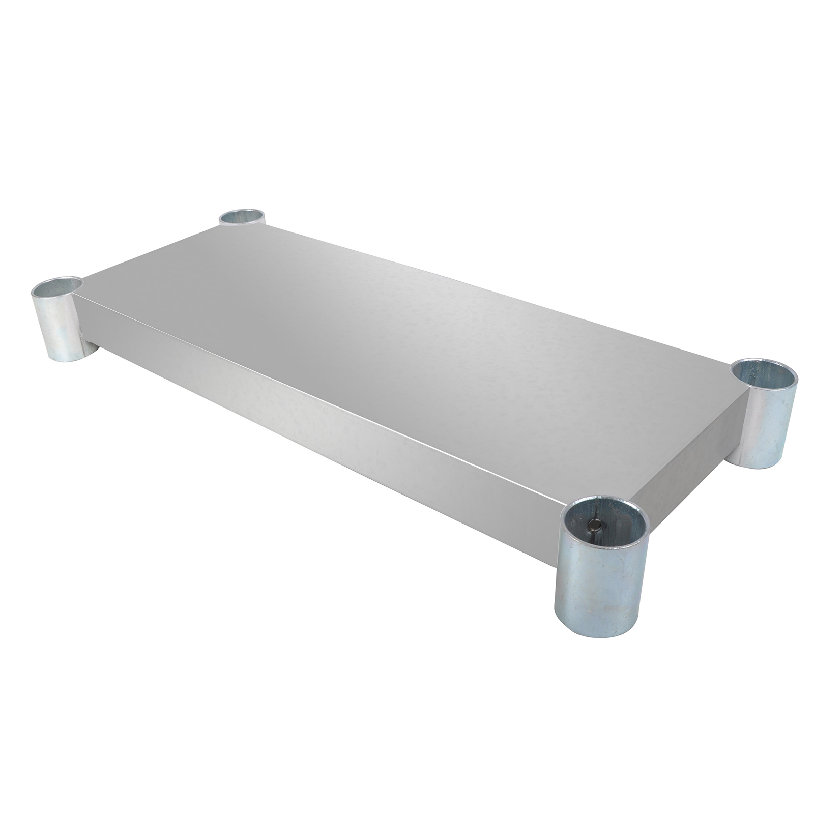 BK Resources SVTS-3624 work table, undershelf
