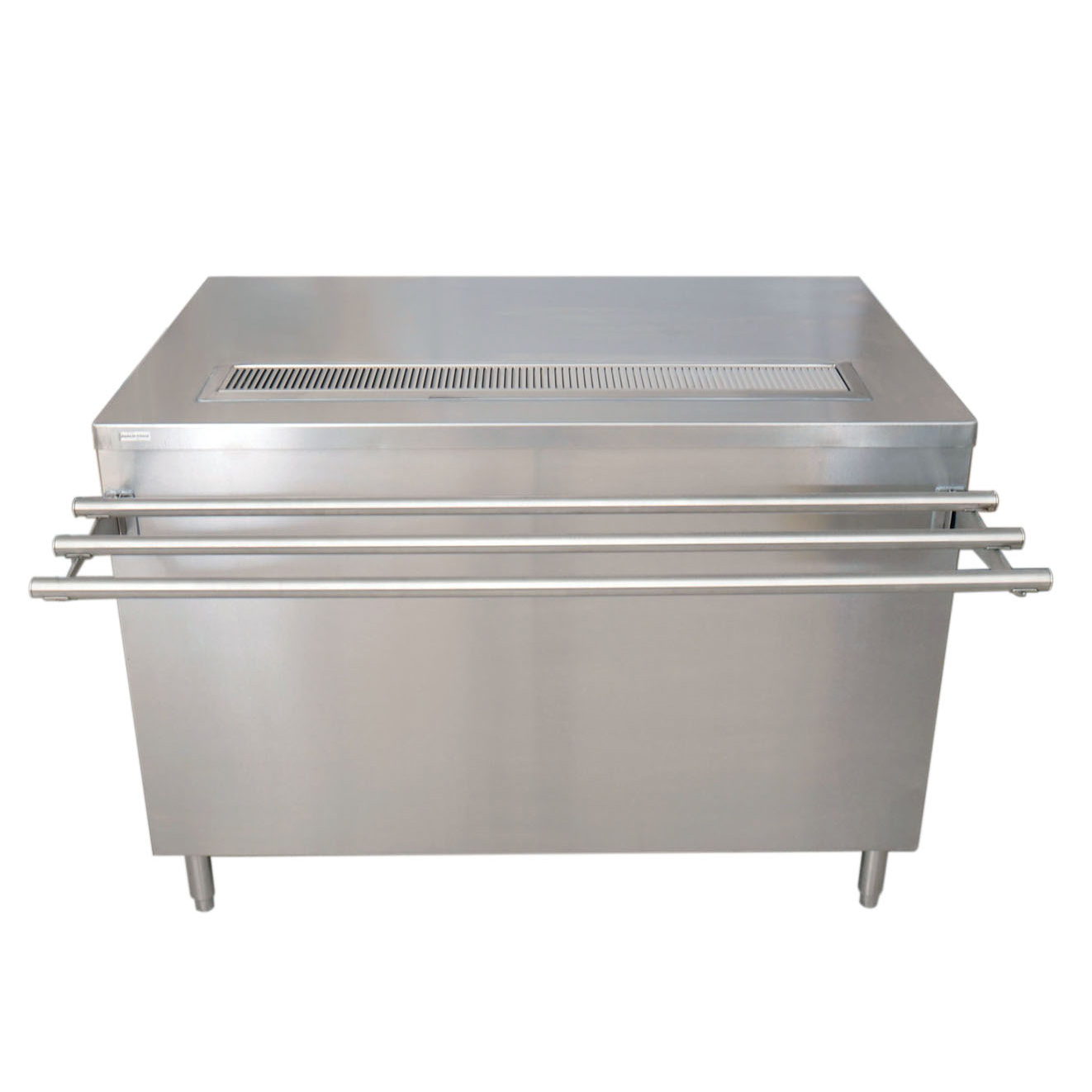 BK Resources US-3048C-HL serving counter, beverage