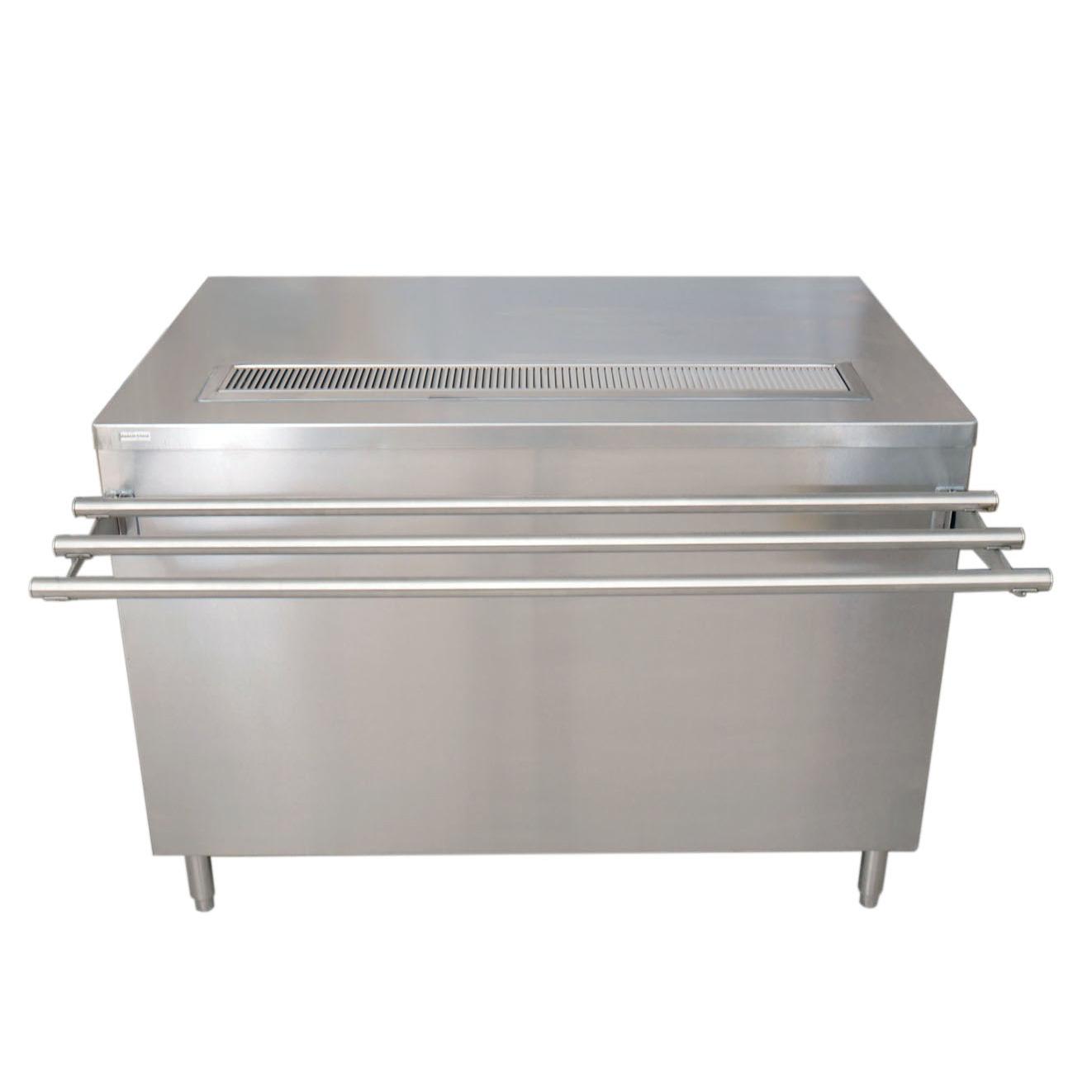 BK Resources US-3060C-H serving counter, beverage