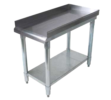BK Resources VETS-1830 equipment stand, for countertop cooking