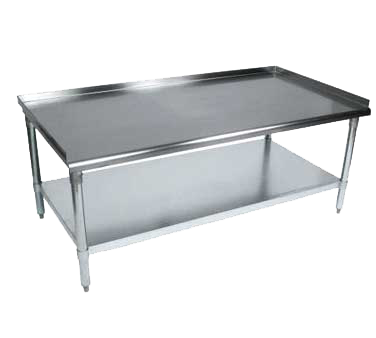 BK Resources VETS-4830 equipment stand, for countertop cooking