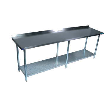 BK Resources VTTR-1884 work table,  73