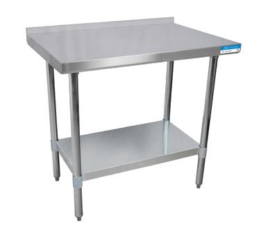BK Resources VTTR-3630 work table,  36