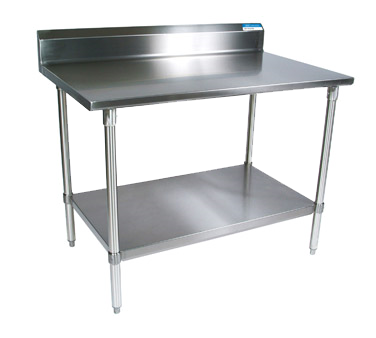 BK Resources VTTR5-6030 work table,  54