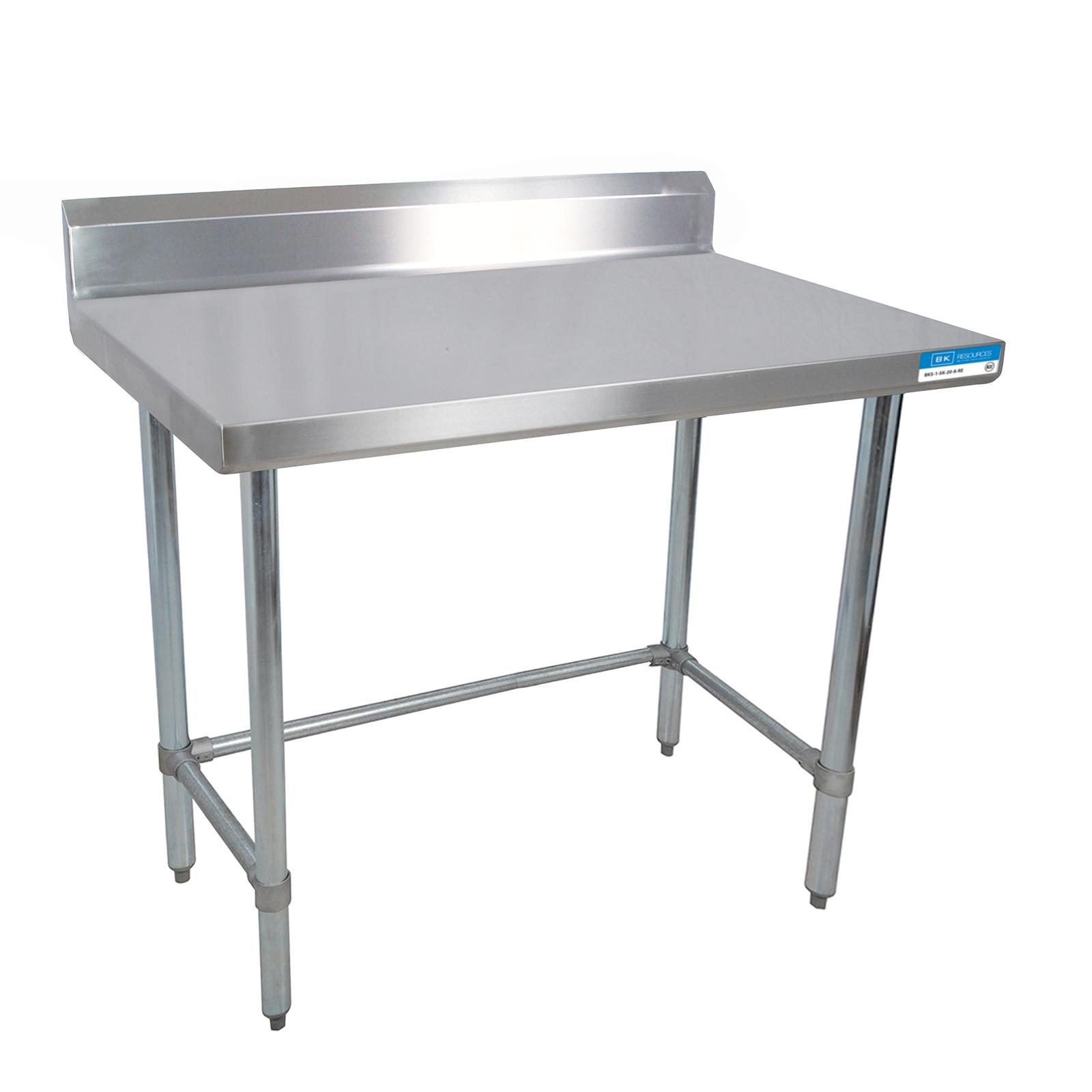 BK Resources VTTR5OB-4830 work table,  40