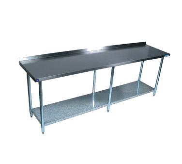 BK Resources VTTR-9624 work table,  85