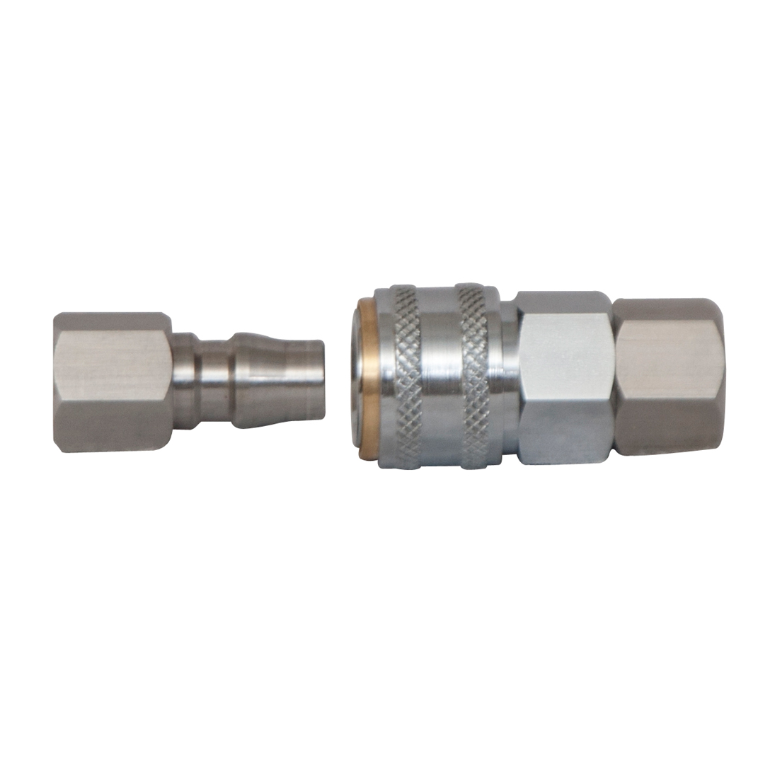 BK Resources WSL-QDC-38 quick disconnect coupler