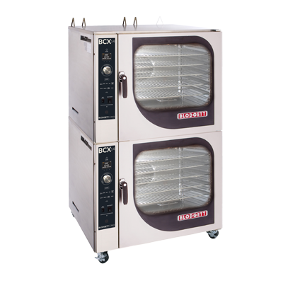 Blodgett BCX-14G DBL combi oven, gas