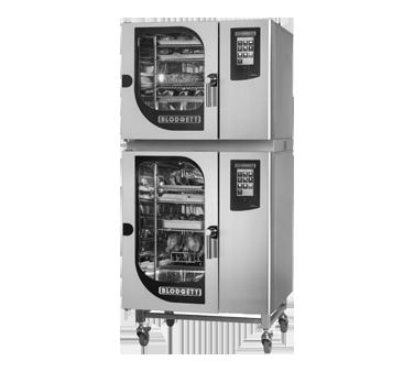 Blodgett BLCT61G/BLCT101G combi oven, gas
