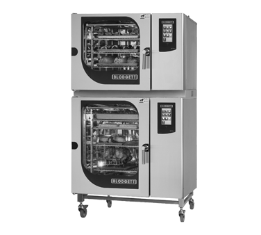 Blodgett BLCT62G/BLCT102G combi oven, gas