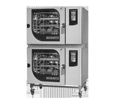 Blodgett BLCT62G/BLCT62G combi oven, gas