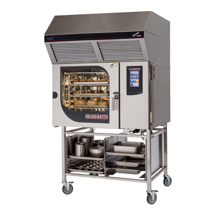 Blodgett Combi BLCT-62E-H combi oven, electric